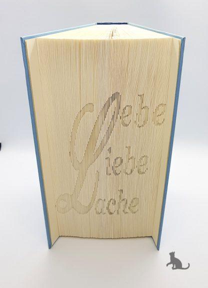 Buch Lebe Liebe Lache