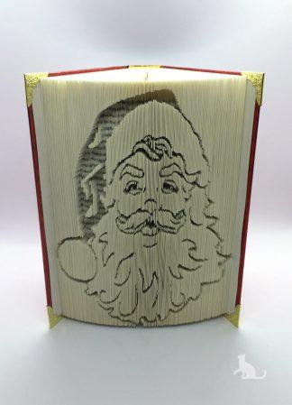 Buch Weihnachtsmann aus Petras Bastelecke